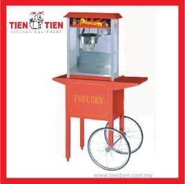 OT/OT36 Popcorn Machine with Cart 8oz