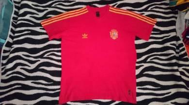 Vintage Adidas Espana WC tshirt