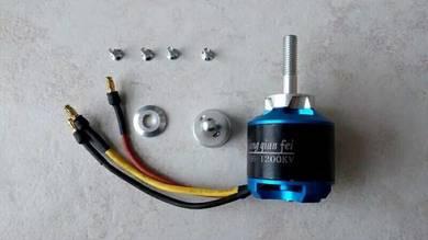 Xiang Qian Fei D3536-1200kv brushless motor