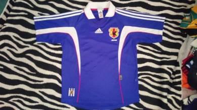 Japan FA adidas jersey 1999