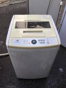 Clean 7kg Washing Machine Samsung Mesin Basuh Auto