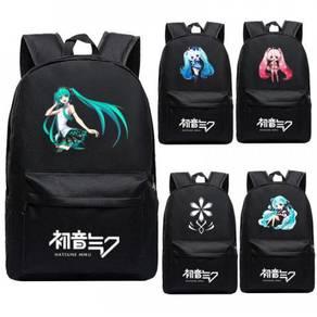 Anime Hatsune Miku backpack bag