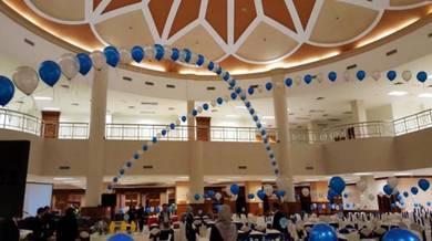 Single Arch Balloon 00559