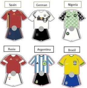World Cup IRing Phone Holder