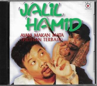 Jalil Hamid Ayam Makan Mata Pilihan Terbaik CD