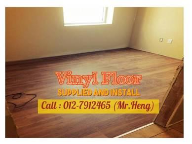 Quality PVC Vinyl Floor - With Install 24FG