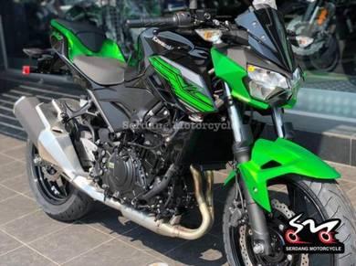 Kawasaki Z250 ABS - New Facelift New Engine
