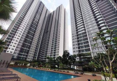 [For Rent] NEW CONDO Sentul Point - 3R 2B | Balcony | Partly Furniture