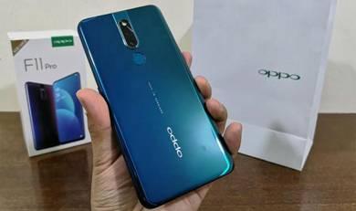 Oppo F11 Pro 128GB malaysia set