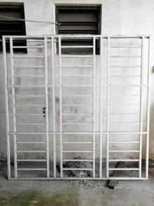 Grill tingkap 6x6kaki