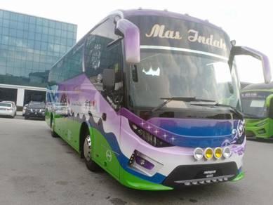 Sewa Bas Persiaran Selangor Kuala Lumpur KL