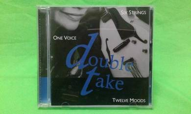 Double Take ONE VOICE SIX STRINGS TWELVE MOODS CD