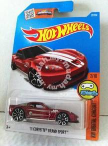 Hotwheels HTH '11 Corvette Grand Sport #2 Red