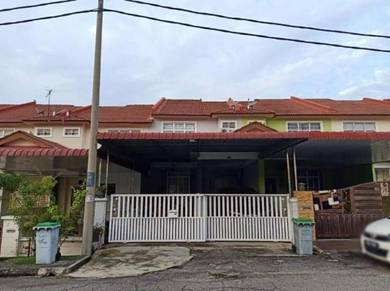 Double Storey Terrace Bandar Perdana SP For Sale