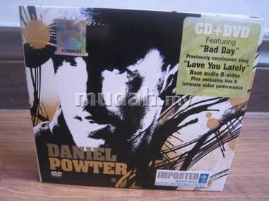 CD Daniel Powter CD/DVD