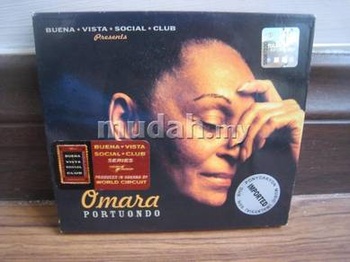 CD Buena Vista Social Club Presents Omara Portundo
