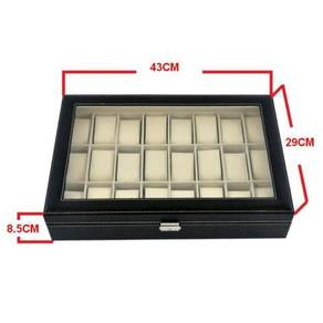 Kotak jam watch box 24 slots 02