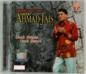 CD Datuk Ahmas Jais Lagenda Suara Emas Vol.4