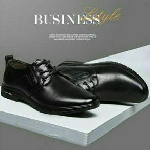 Leather Derby Shoes (MSXQ25459)