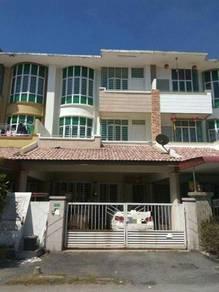 2.5 Storey Terrace House at Lapangan Perdana, Bandar Cyber Ipoh PERAK