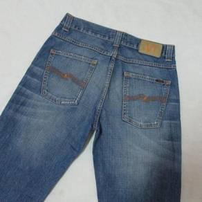 Nudie W31 L32.5 Low Flare Glenn jeans