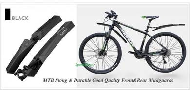 MTB Strong and Durable Front&Rear Mudguards