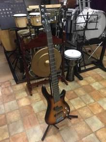 5 Strings Bass Guitar (Sqoe)