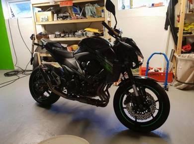 Kawasaki Z800 E ABS A2