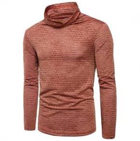 Retro Men's Fashion Simple Stripes MFCYG 9034