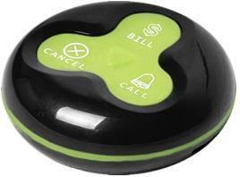 Wireless calling for restaurant, snooker, ktv