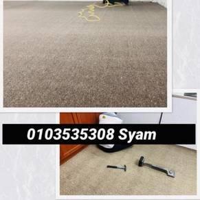 Carpet pejabat, karpet bumiputra/ MY6T