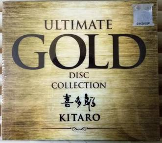 Kitaro Ultimate Gold Disc Collection Best of CD