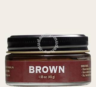 Shoe Care Products Red Wing Shoe Cream Brown 97112