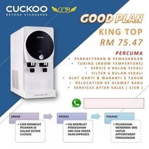 Lagi PROMO Penapis Air CUCKOO XQ6W