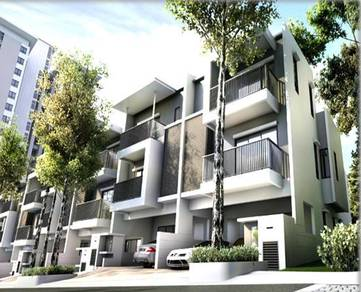 [0% Downpayment] 3 Storey Freehold Landed Price On RM398K!