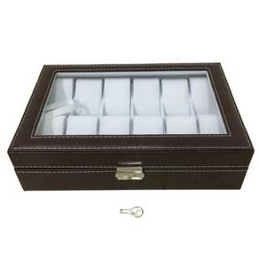 Kotak jam watch box 12 slots 10
