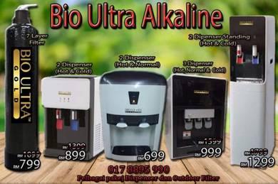 FILTER AIR PENAPIS ~ Bio ULTRA [LMR8] Alkali WATER