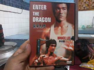 Dvd the way of the dragon