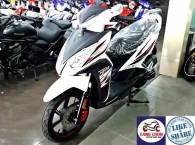 Modenas Karisma 125 FB: Eang Chun Motor