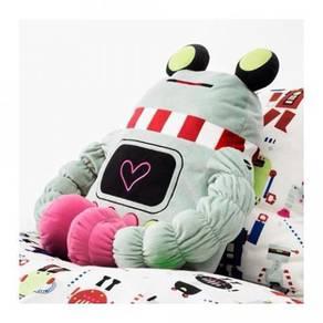 IKEA LATTJO Soft toy, robot, light green