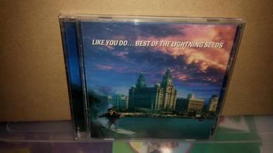 CD The Best Of Lightning Seeds