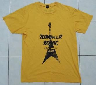 Paul Smith Cross Summer Sonic 2011 - Staff Crew