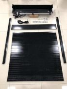 Ford ranger t7 wildtrak electronic roller shutter