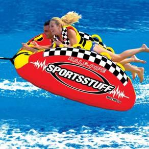Half Pipe Rampage Inflatable Double Rider Towable