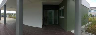 Tabuan Tranquility 4 Double Storey Terrace Corner for sale