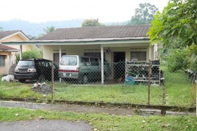 Tanah 4,004 sqft+Rumah Banglo 720 sqft- Desa Anggerik, Serendah