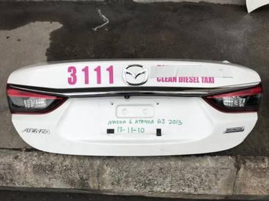 No 13-11-10 Bonnet Mazda 6 13-15 Skyactiv Japan