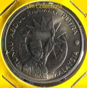 $1 25th MALAYA MERDEKA 1957-1982