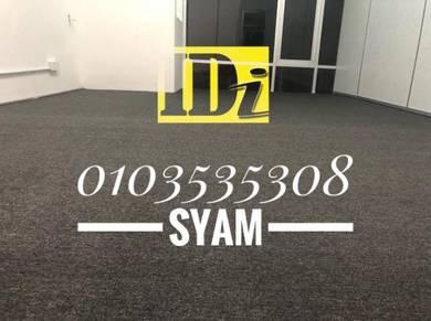 Karpet idi floor. carpet pejabat /QW2E