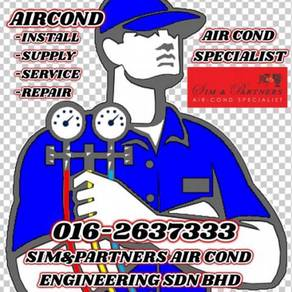 Aircond air con *Special Sales Kl/Sel (Mon-Sun)